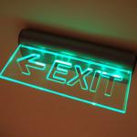 Engraving-Plexiglass