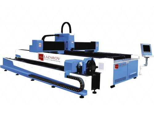 Лазерно рязане на метал / Laser metal cutting